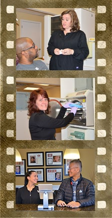 General Dentistry filmstrip of Elkridge Family Dentistry